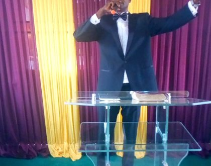 Be Still and Know that I Am God - Pastor Chiugo A. Josephat
