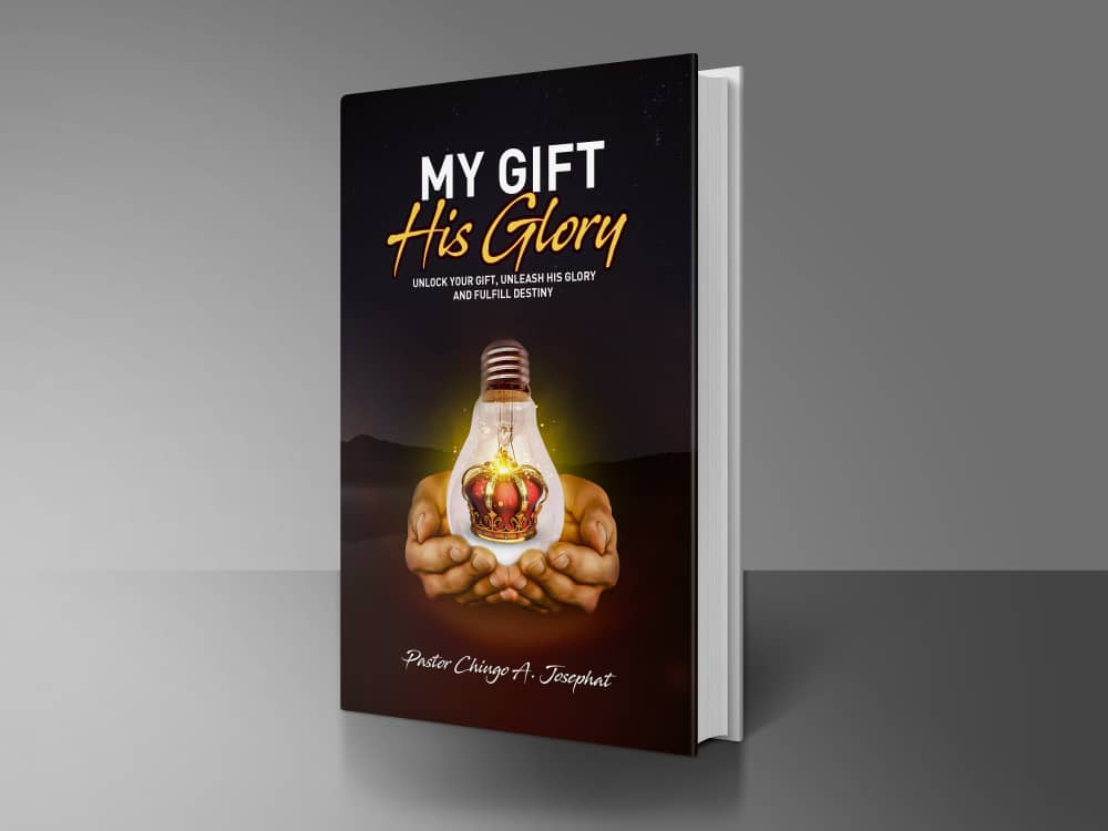 My Gift His Glory Book Presentation